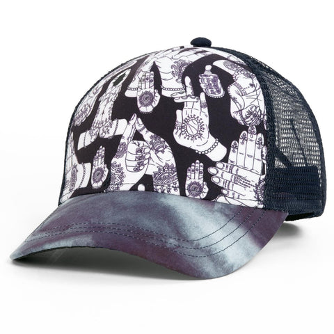 Mudra Trucker / Color-Black