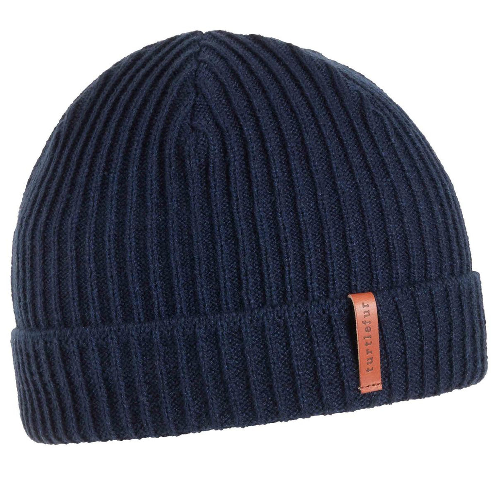 Connor Watch Cap Beanie / Color-Navy