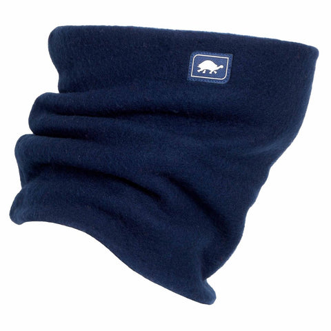 Original Turtle Fur Fleece The Turtle's Neck Warmer / Color-Navy