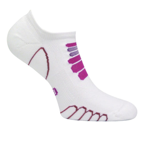Eurosock Sprint Silver Ghost Low Cut Sock / Color-Purple