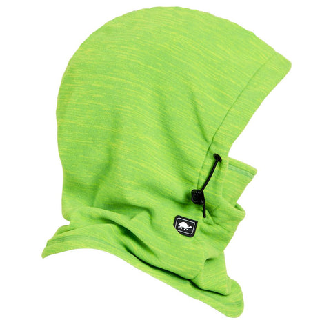 Polartec Thermal Pro Fleece Mount Stria Overhood / Color-Inchworm