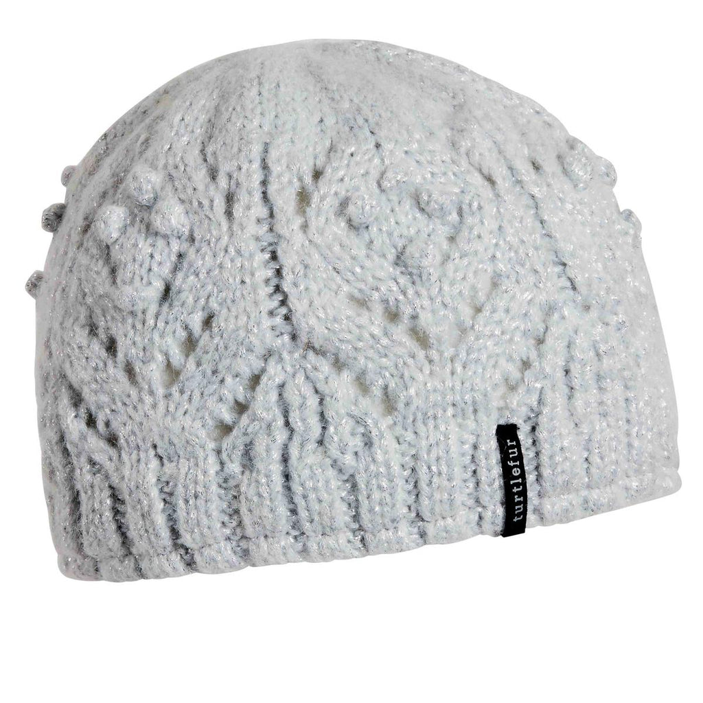 Botanical Beanie / Color-White