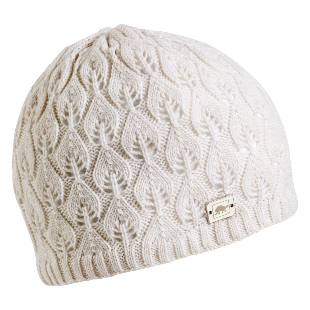 Aspen Knit Beanie / Color-White