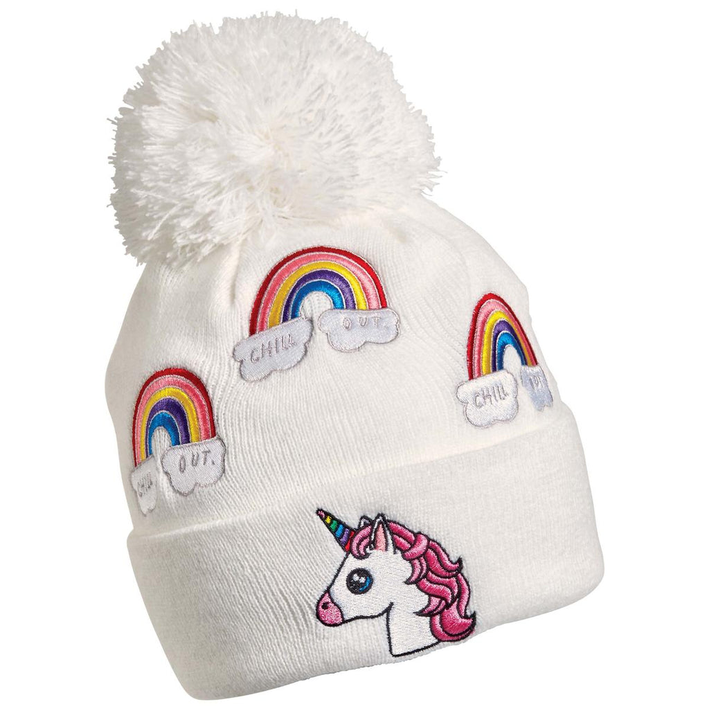 Kids Unicorn Pom / Color-Unicorn