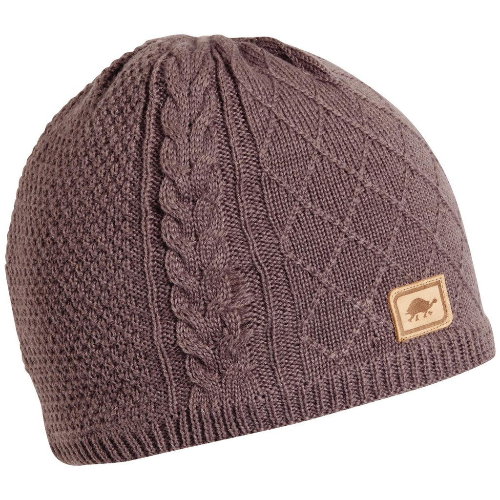 Yeti Knit Beanie / Color-Mink
