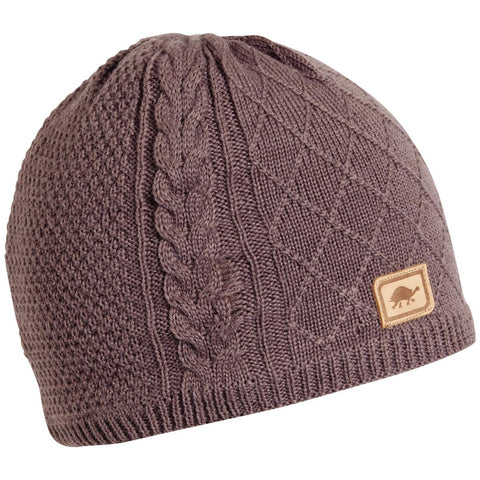 Yeti Knit Beanie / Color - Mink