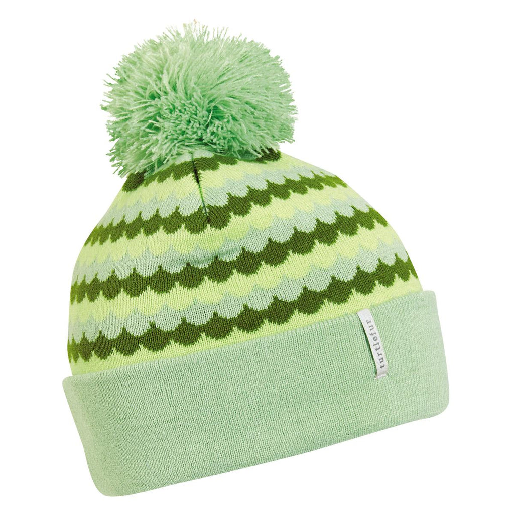 Scale Model Pom Beanie / Color-Treetop