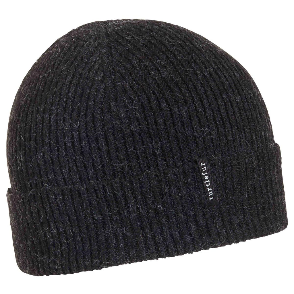 Recycled Williamsburg Watch Cap / Color-Black