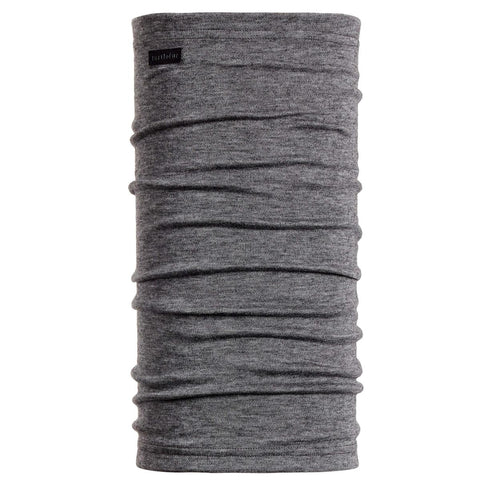Merino Wool with Tencel Totally Tubular / Color-Charcoal