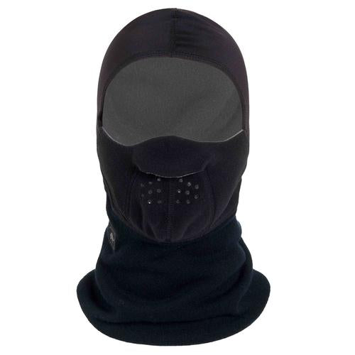 Kids Switchback Polartec Windbloc Fleece Maskot / Color-Black