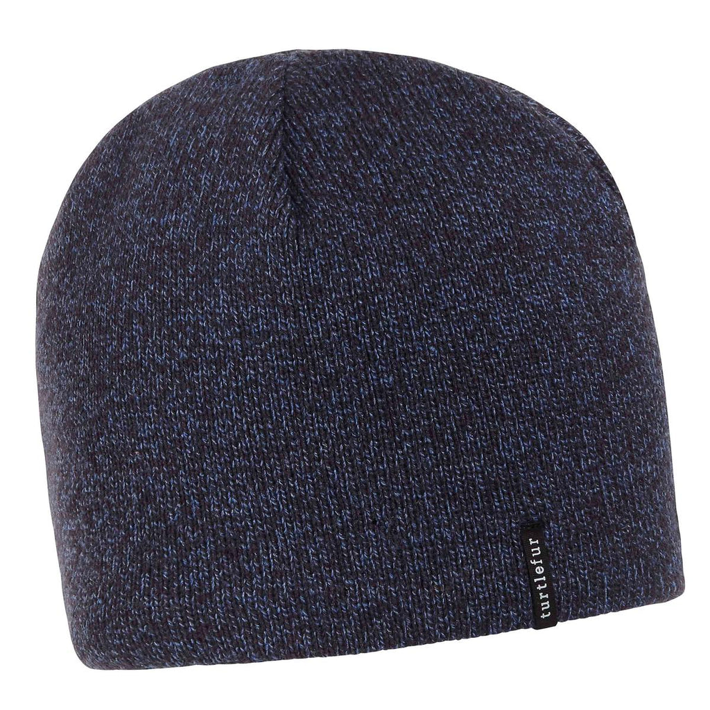 N.E. Solid Ragg Beanie / Color-Blue