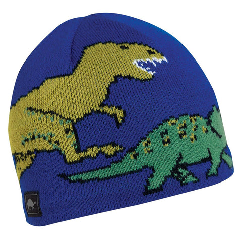 Kids Jurassic Beanie / Color-Royal