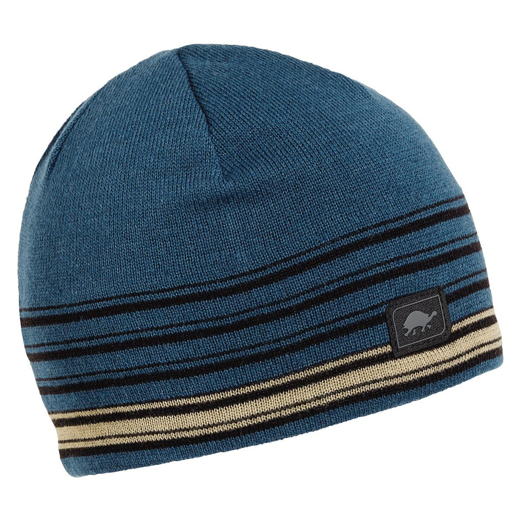 Lineage Knit Beanie / Color-Kingfisher