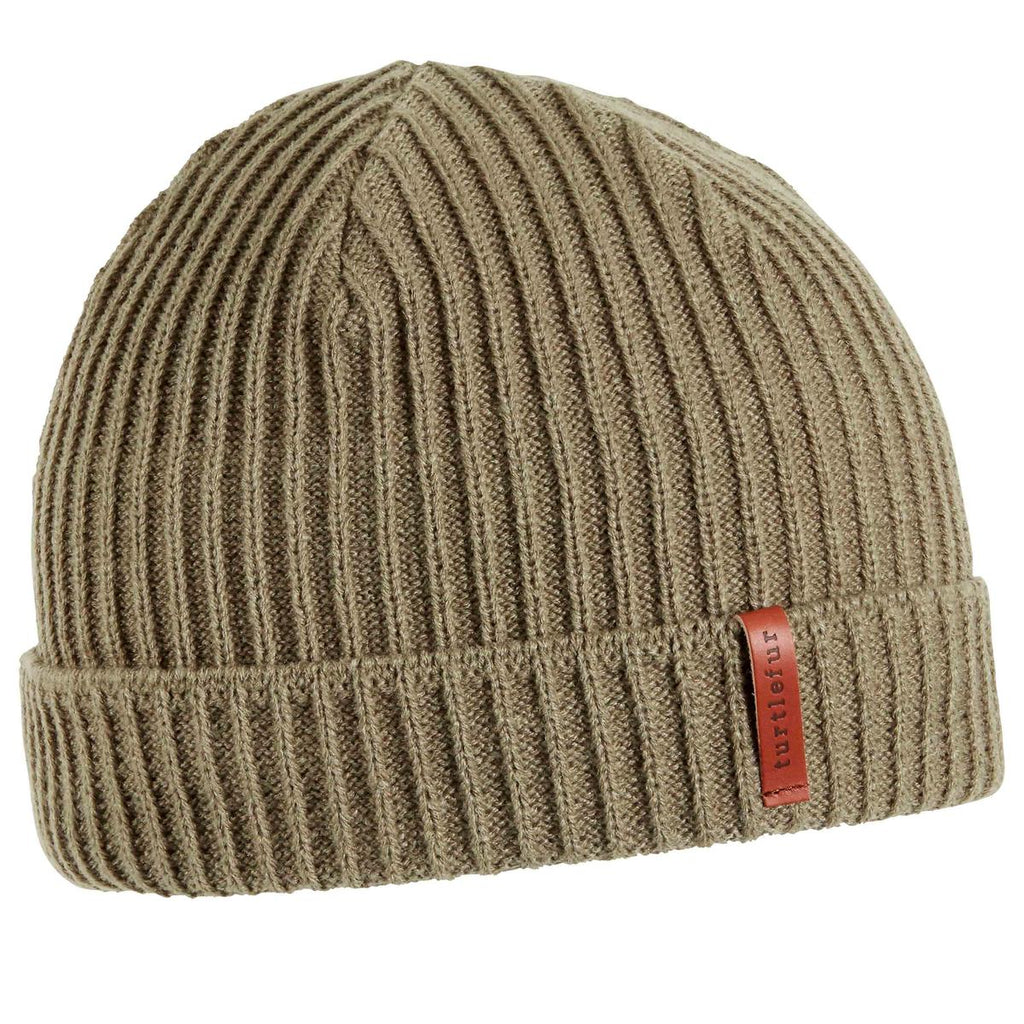 Connor Watch Cap Beanie / Color-Khaki