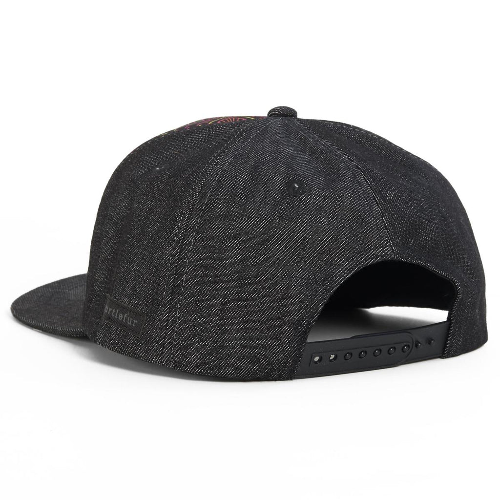 Electric Festival Trucker / Color - Black