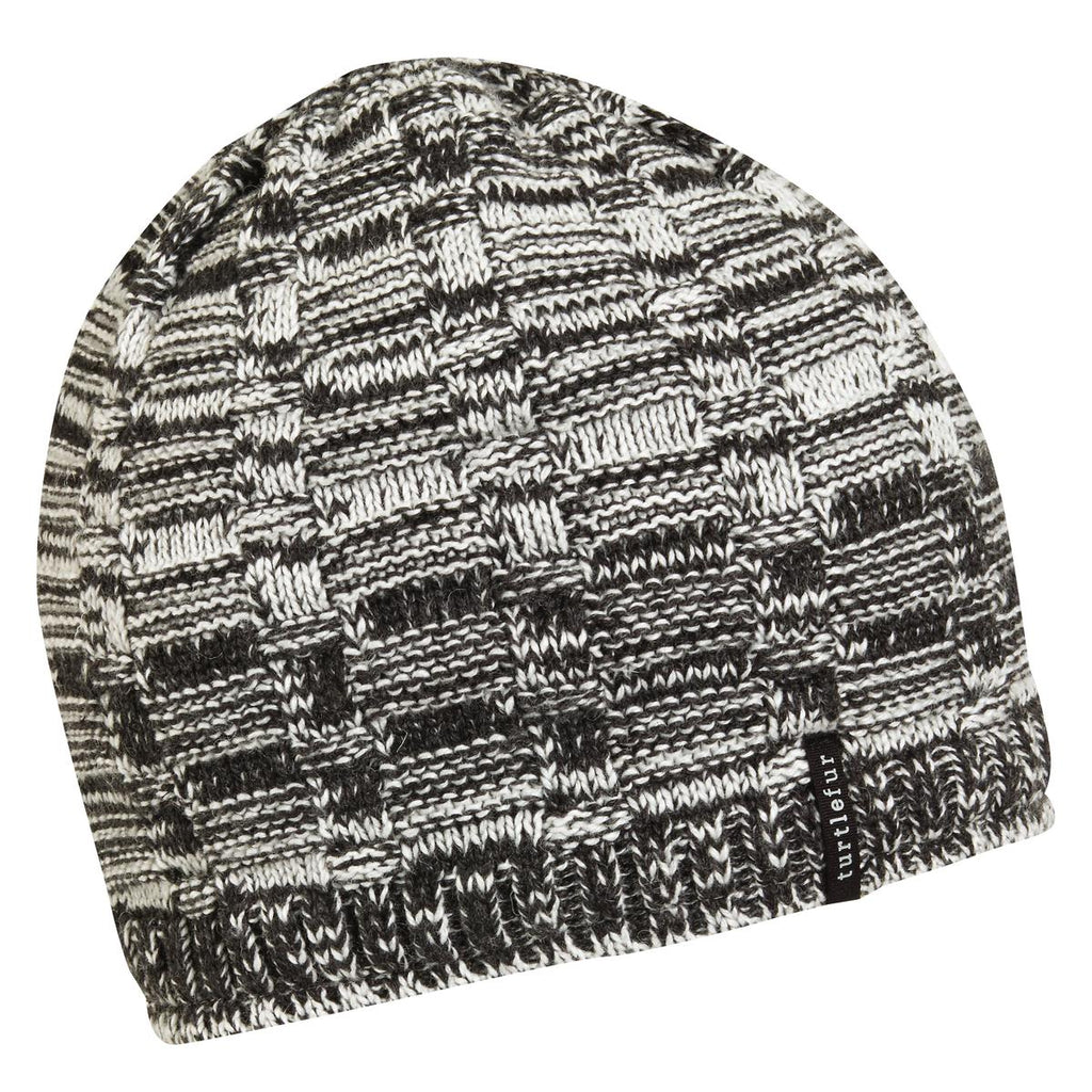 Standish Ragg Wool Beanie / Color-Earth