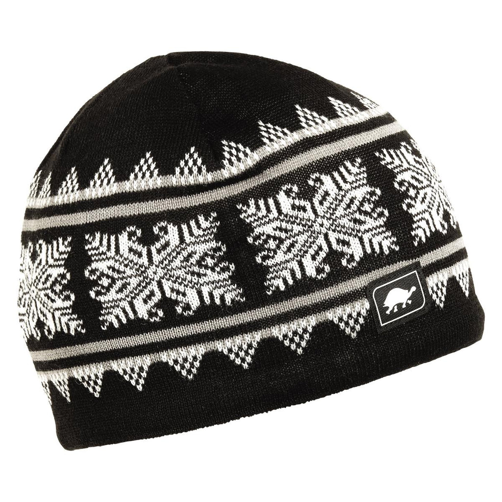 Astrid Knit Beanie / Color-Black