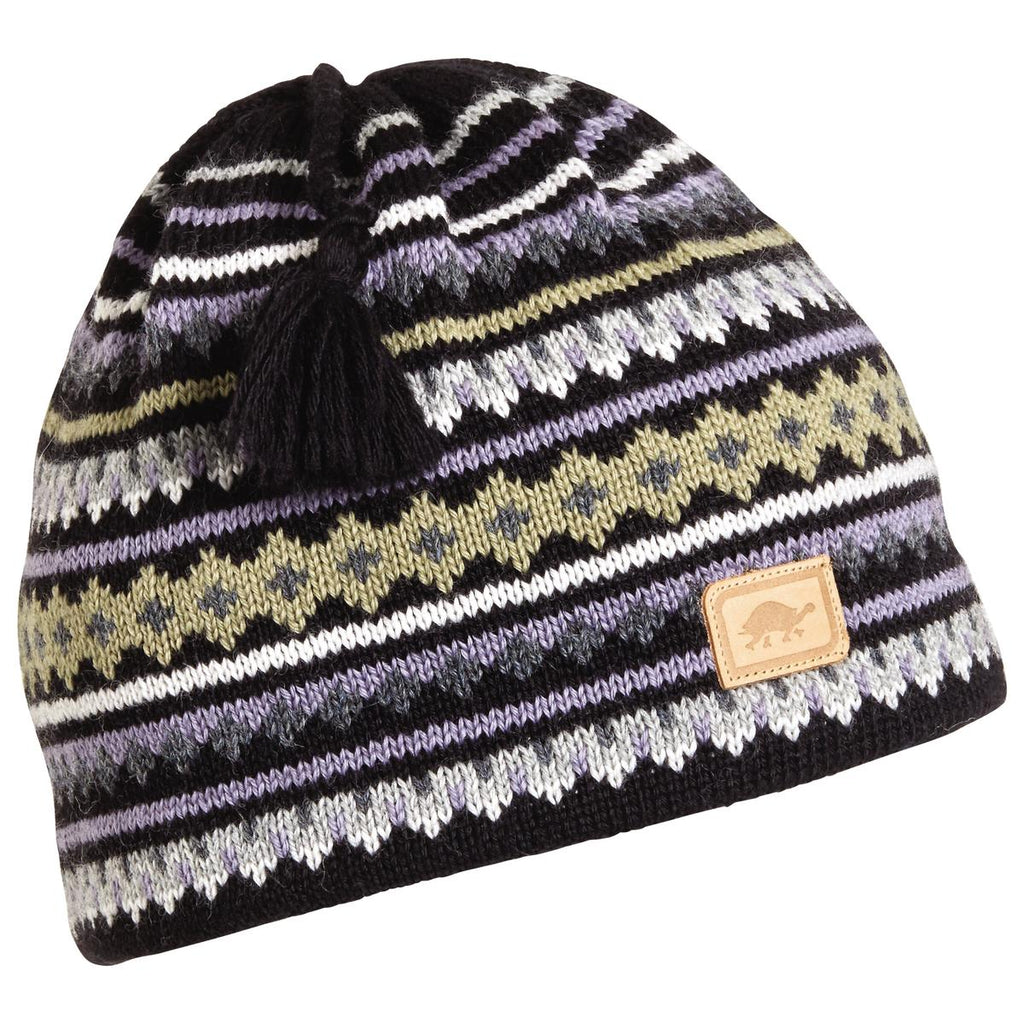 S'More Ski Hat / Color - Black