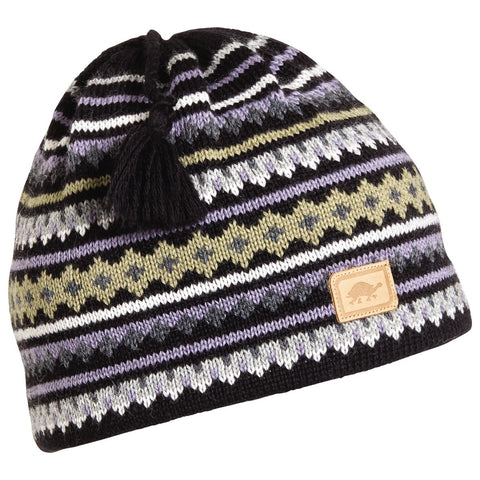 S'More Ski Hat / Color-Black