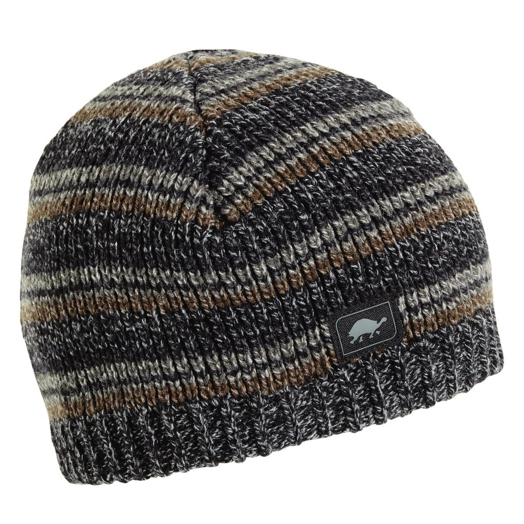Schroeder Ragg Wool Beanie / Color - Charcoal