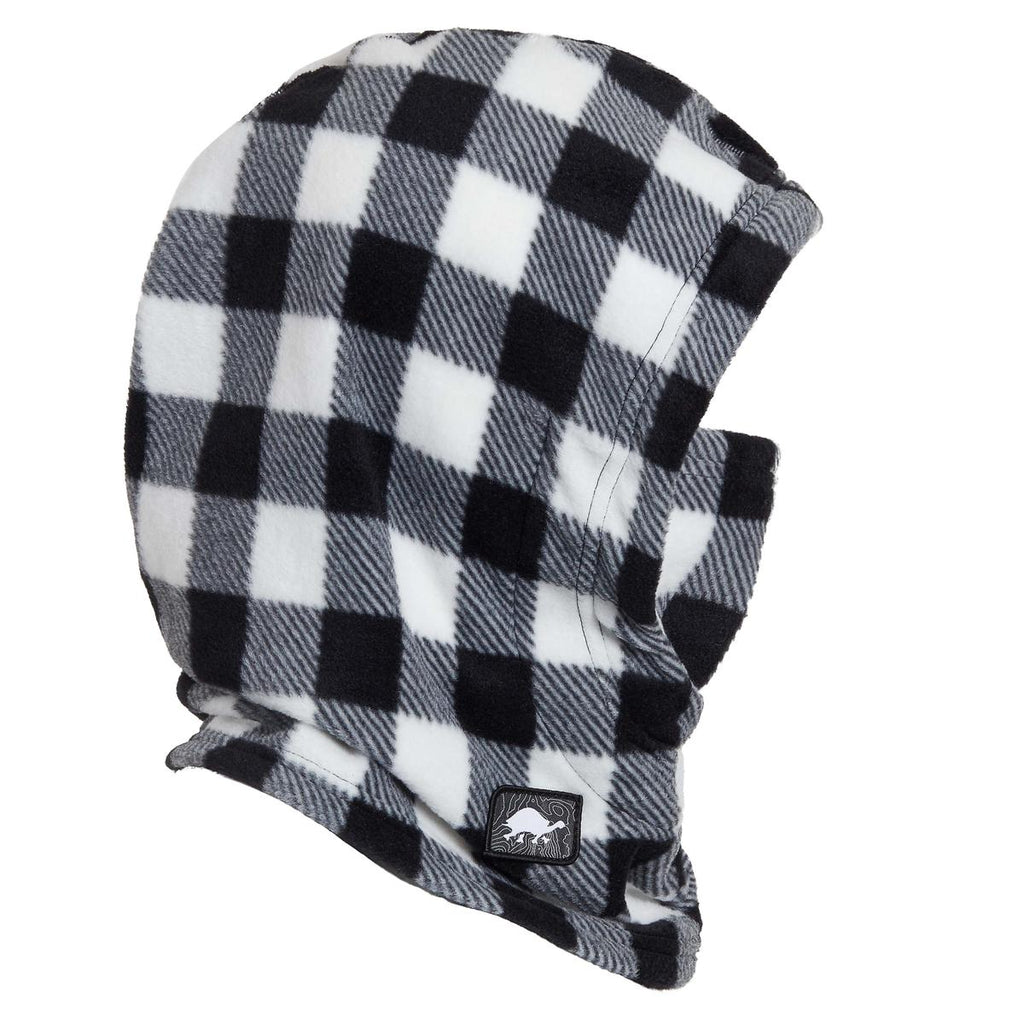 Kids Playful Prints Fleece Under Cover Overhood / Color-Plaid Check