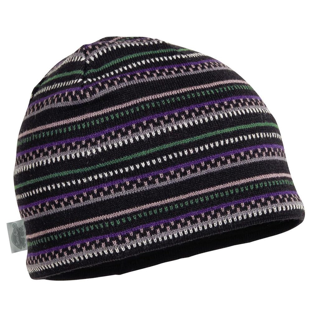 Niall Knit Beanie / Color-Onyx