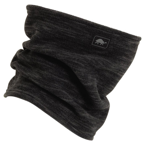 Midweight Single-Layer Performance Neck Warmer / Color - Onyx