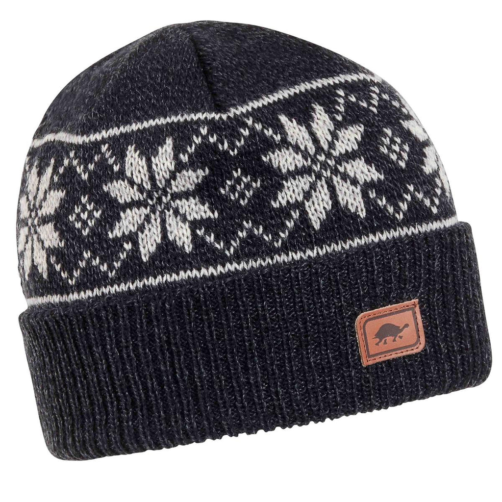 Mount Snow Ragg Beanie / Color-Black