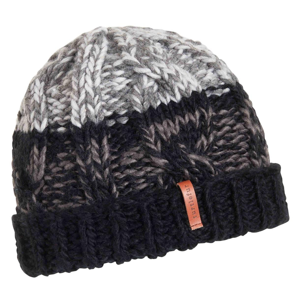 Paul Knit Beanie / Color-Black