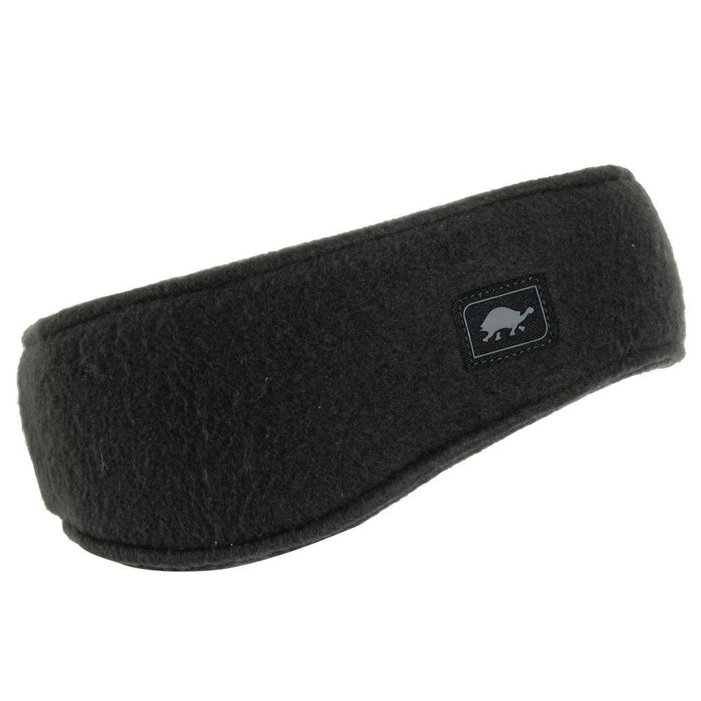 Original Turtle Fur Fleece Earband / Color-Carbon