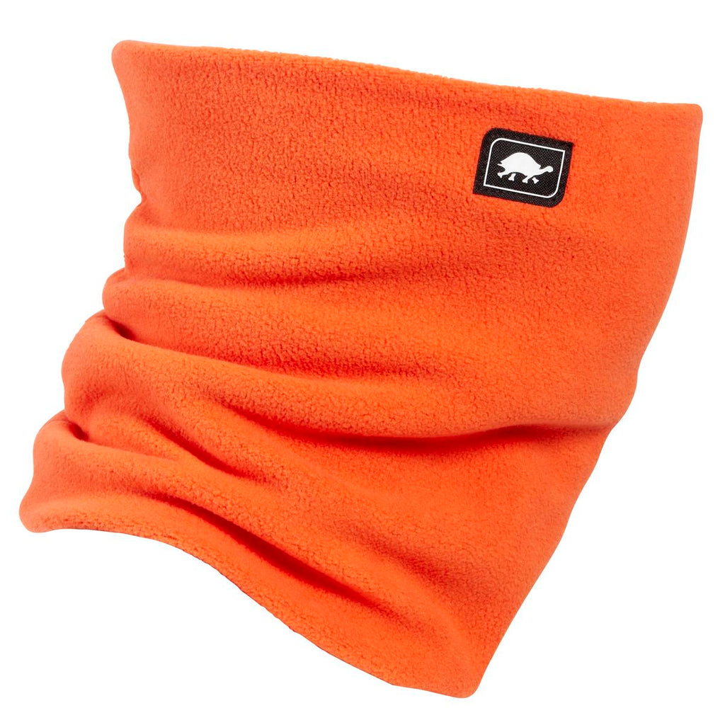Double-Layer Classic Neck Warmer / Color-Campfire
