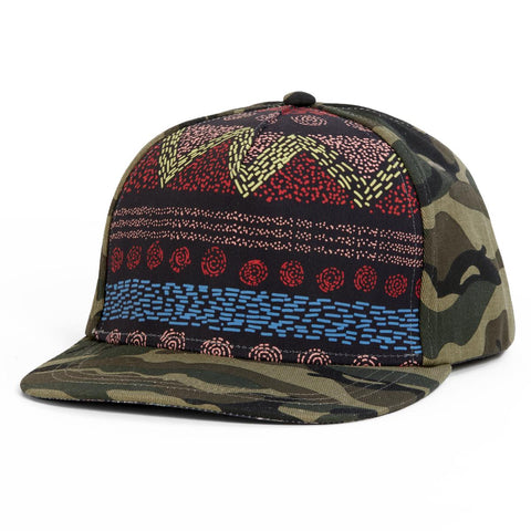 Lady Camo Ballcap / Color-Camo