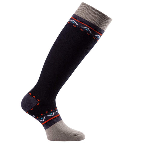 Eurosock Graphic OTC Sock / Color-Black