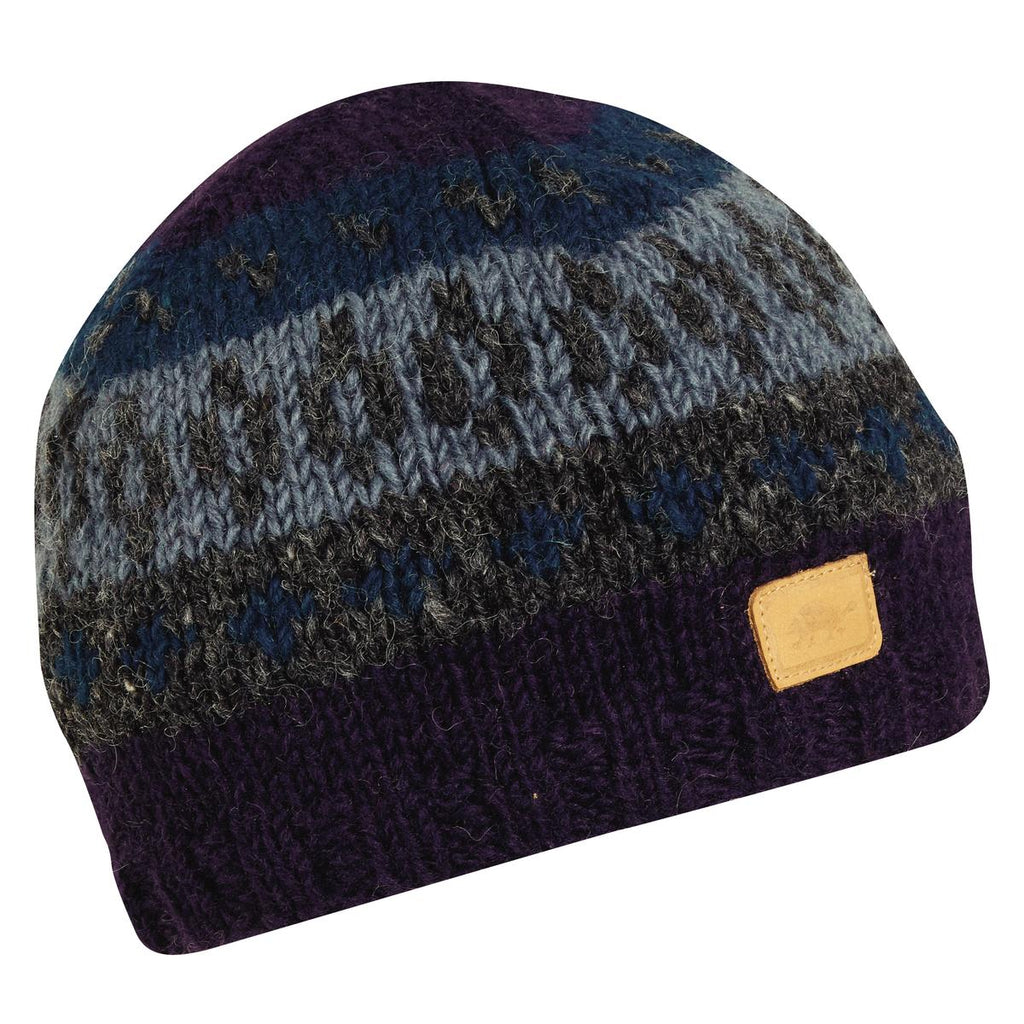 Kanan Hand Knit Beanie / Color-Ink