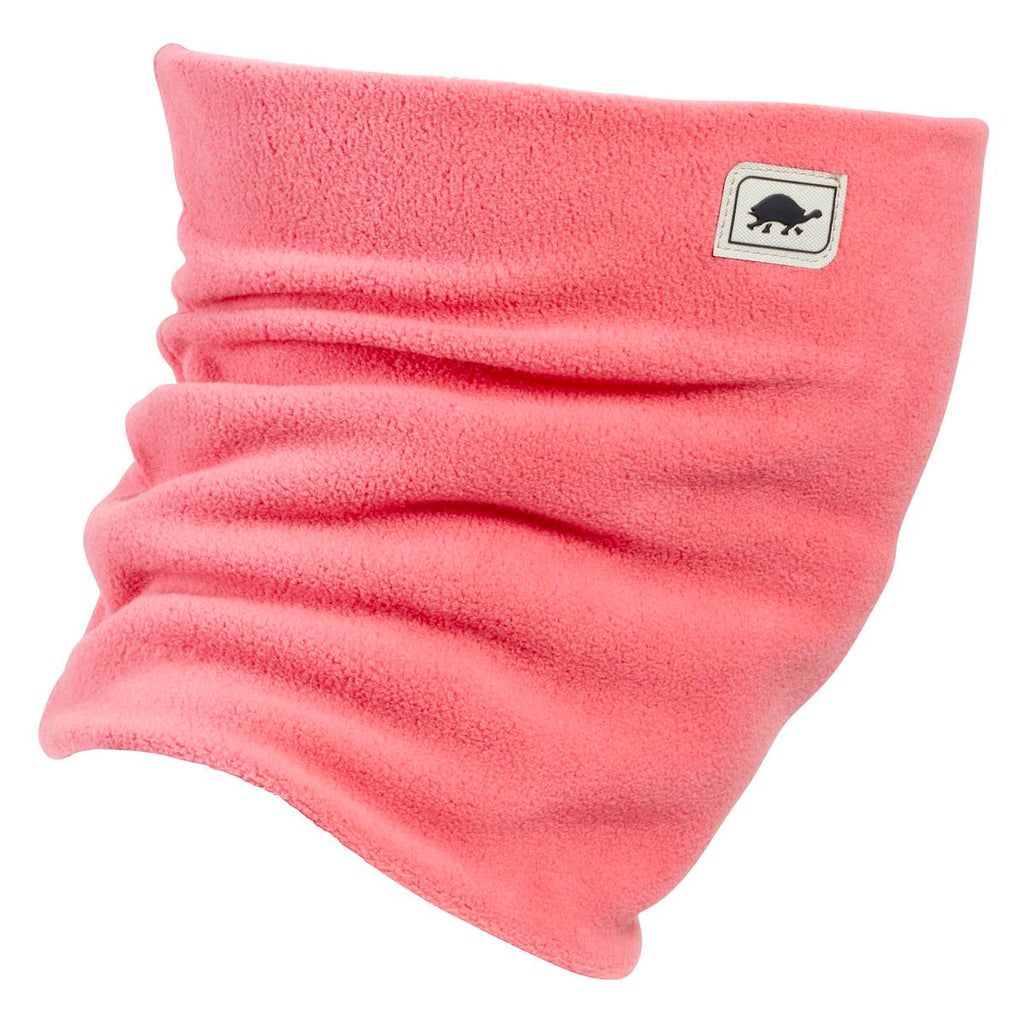 Double-Layer Classic Neck Warmer / Color-Bubble Gum