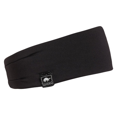 Fluffy Lined Headband / Color-Black