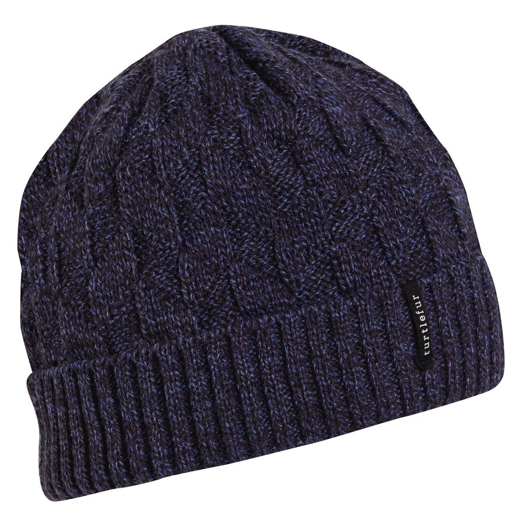 Rosco Ragg Beanie / Color-Navy