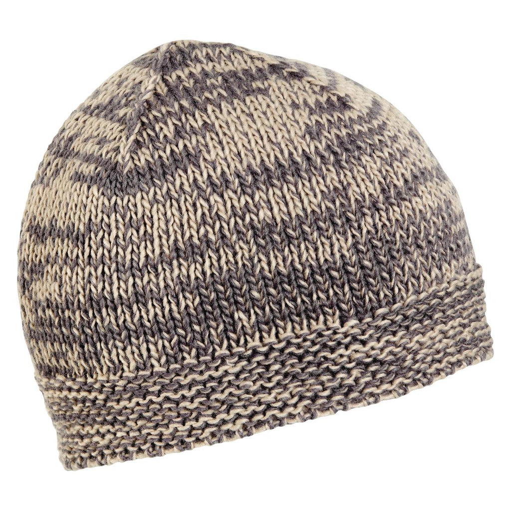 Brax Knit Beanie / Color-Gray