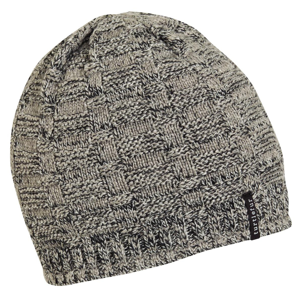 Standish Ragg Wool Beanie / Color-Gray
