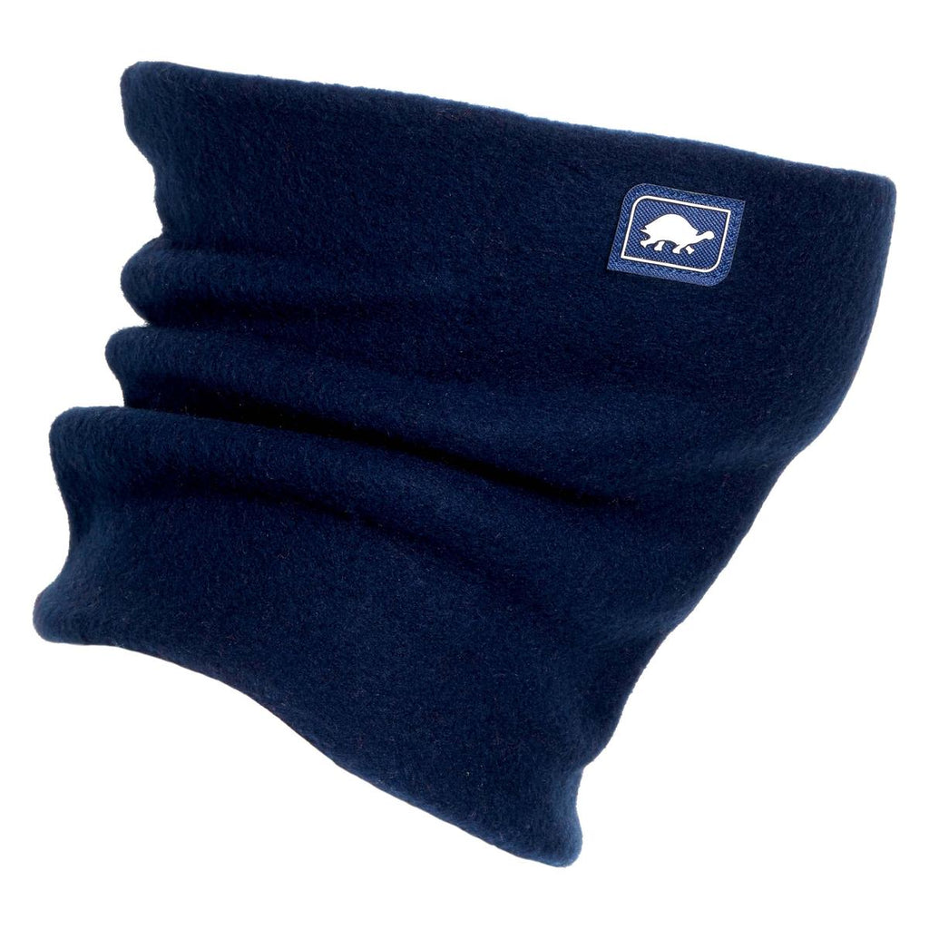 Youth The Turtle's Neck Original Fleece Neck Warmer / Color-Navy