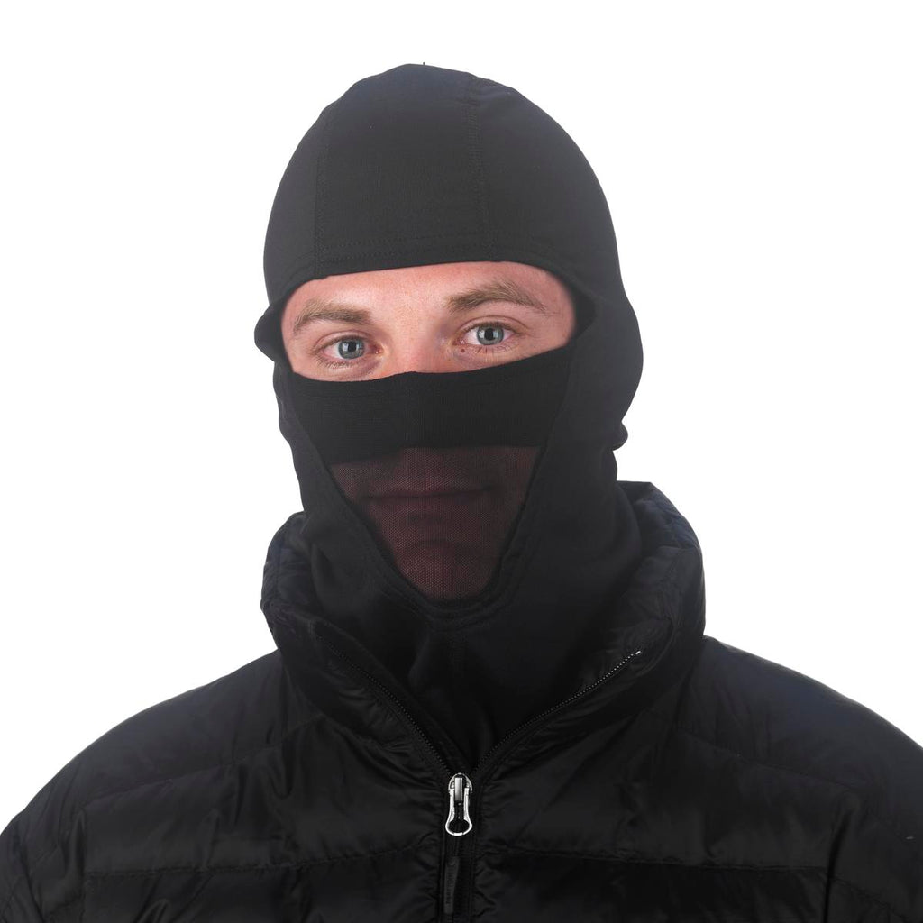 Ventilator Balaclava / Color-Black