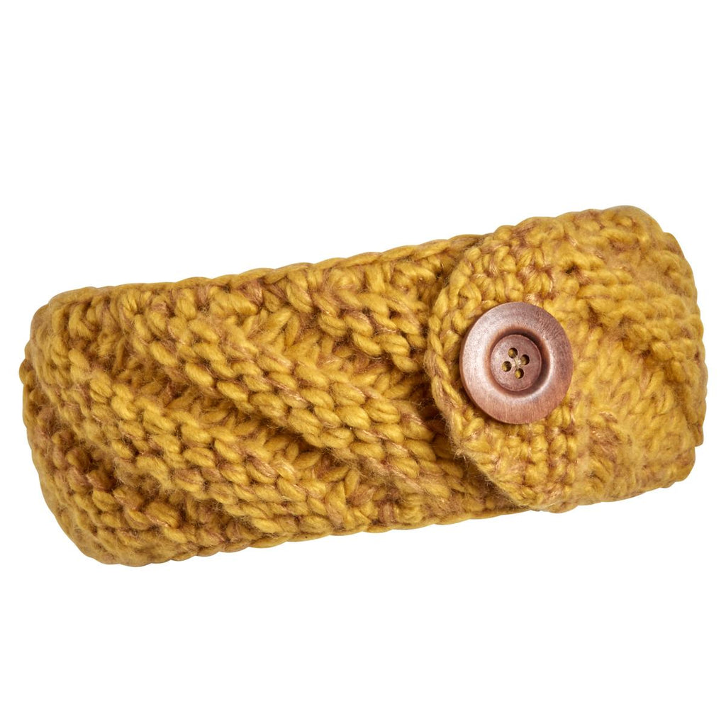 Head in a Hug Headband / Color-Gold