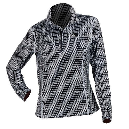 Women's Comfort Shell Kira High Energy 1/4 Zip / Color-Around The Block