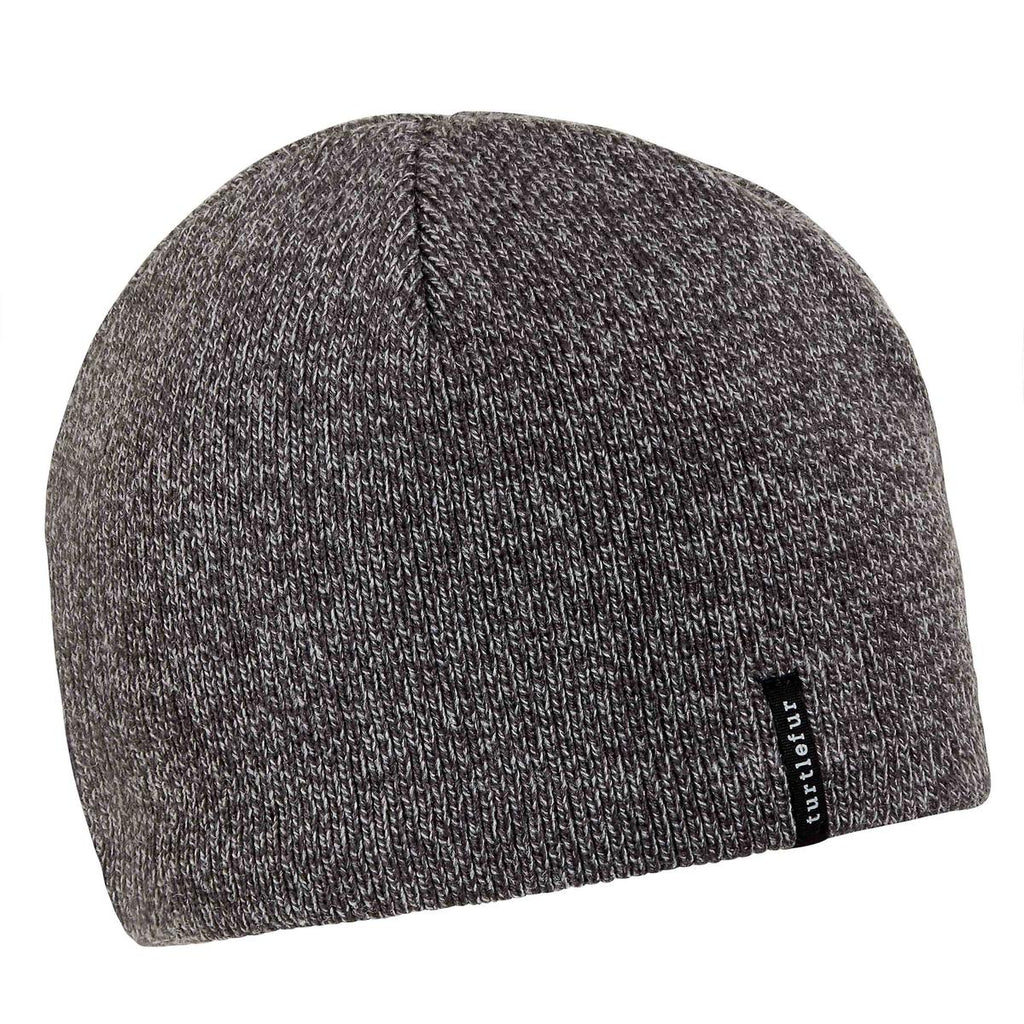 N.E. Solid Ragg Beanie / Color-Gray