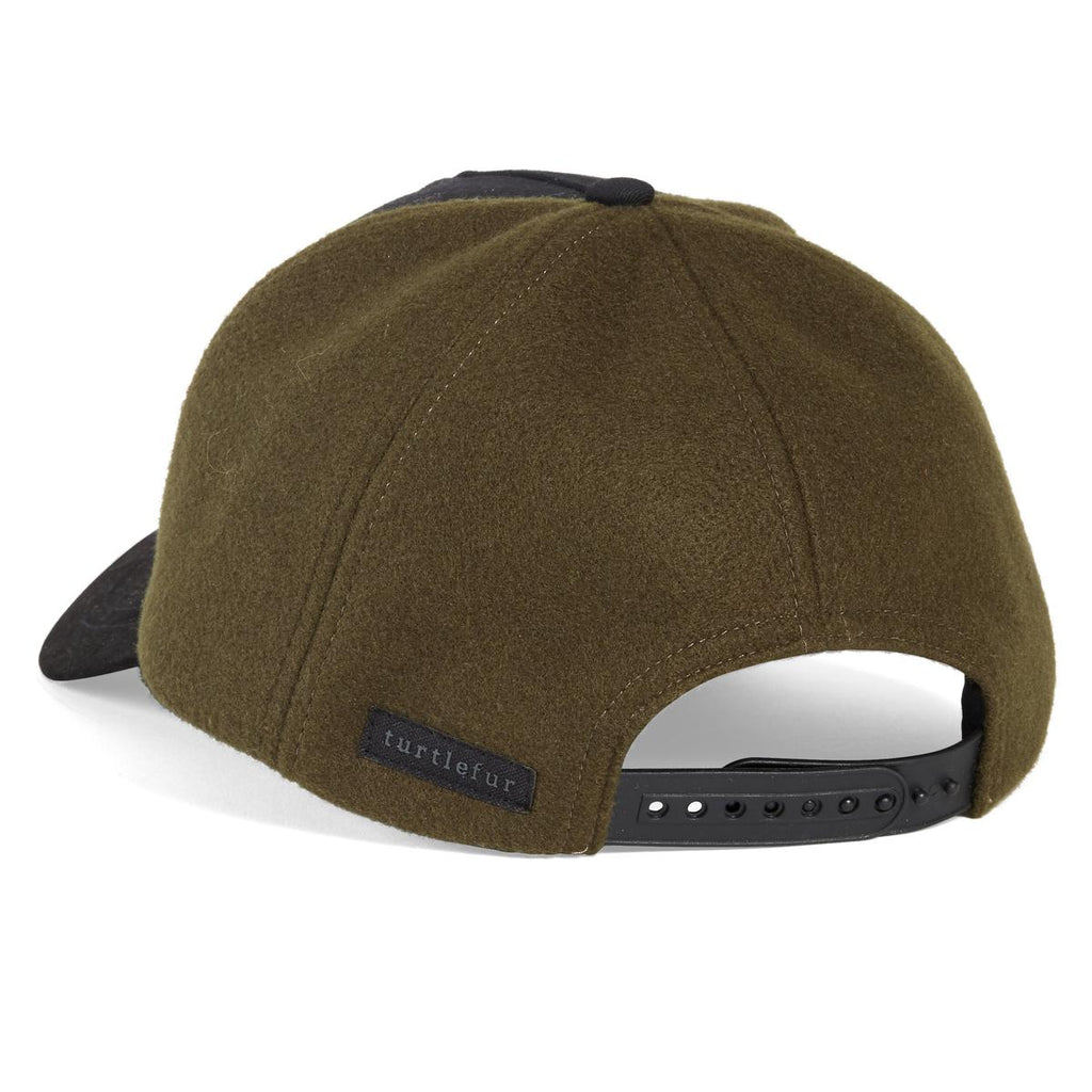Roamer Ballcap / Color-Moss