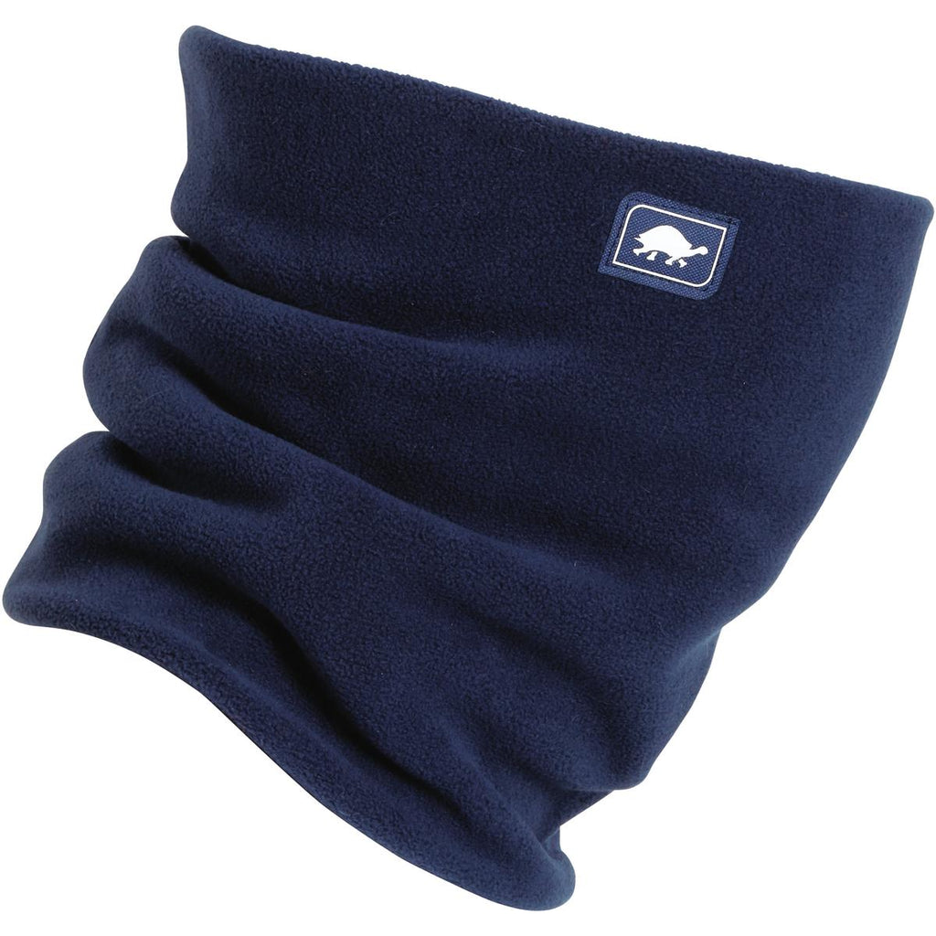 Double-Layer Classic Neck Warmer / Color-Navy