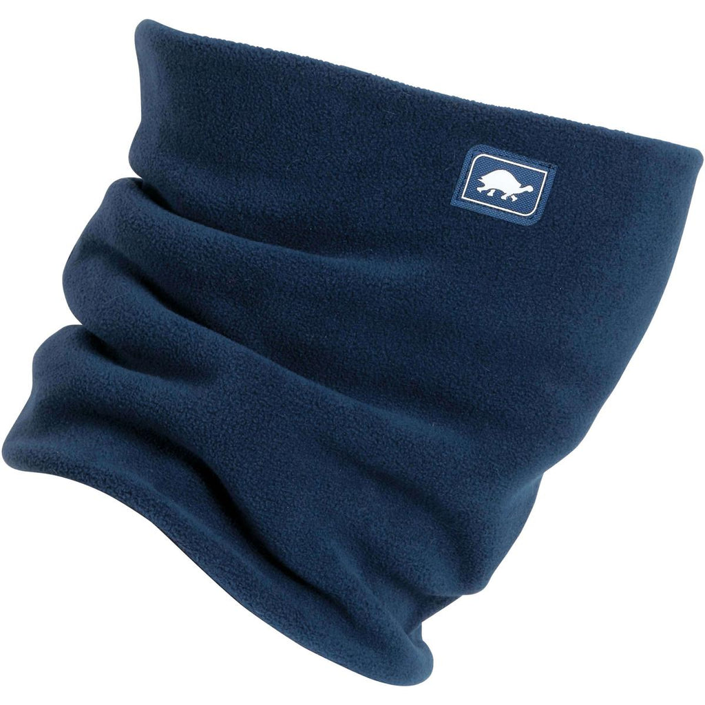 Chelonia 150 Fleece Double-Layer Neck Warmer / Color-Navy