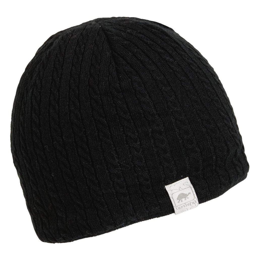 Mimi Knit Beanie / Color-Black