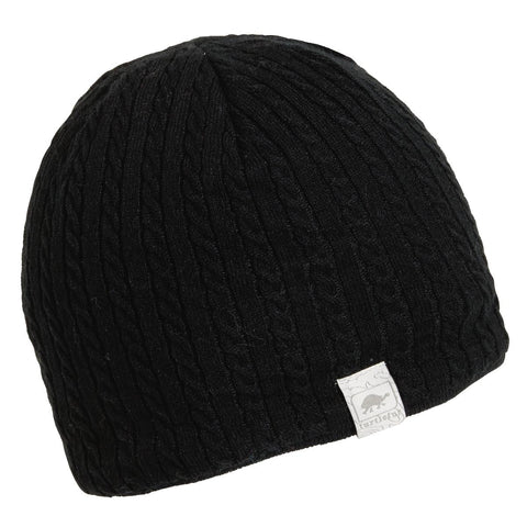 Mimi Knit Beanie / Color - Black