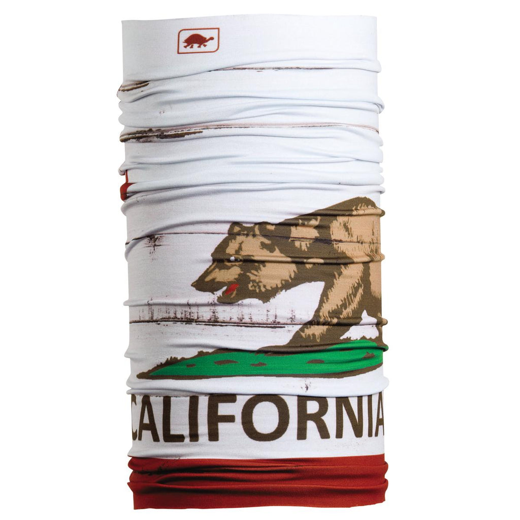 Lightweight Totally Tubular Headwear, Limited Edition Prints / Color - California